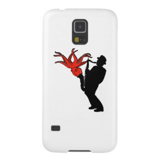 Eight Legged Melody Galaxy S5 Cover
