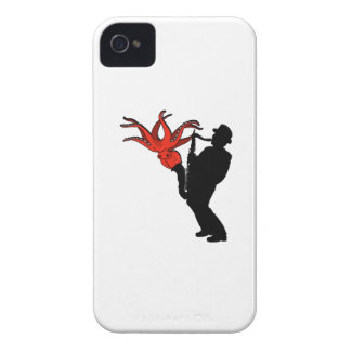 Eight Legged Melody iPhone 4 Case-Mate Cases