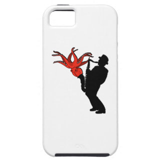 Eight Legged Melody iPhone 5 Case