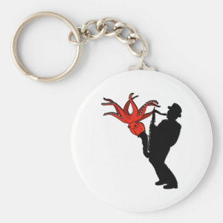 Eight Legged Melody Key Ring