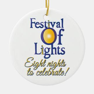 Eight Nights Christmas Ornaments