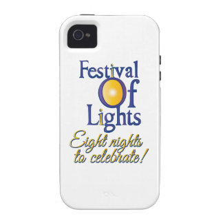 Eight Nights iPhone 4 Cover