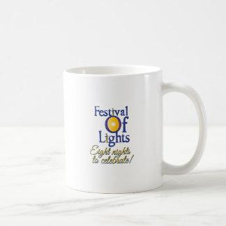 Eight Nights Coffee Mug