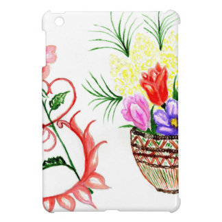 Eight of March Art iPad Mini Covers