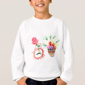 Eight of March Art Sweatshirt