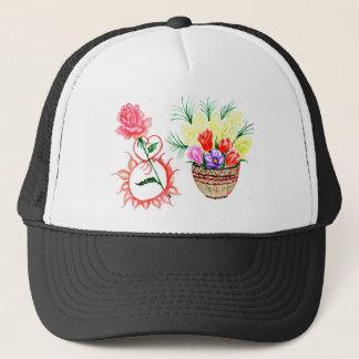 Eight of March Art Trucker Hat