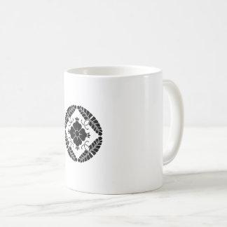 Eight rattan coffee mug