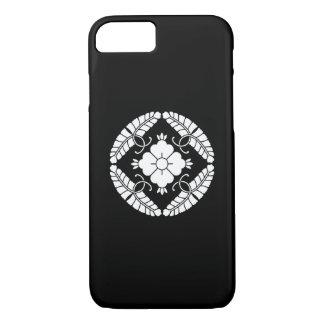 Eight rattan iPhone 7 case