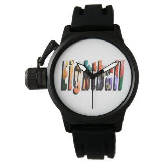 Eightball Dimensional Logo, Watch