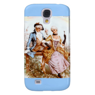Eighteenth Century French Romance Samsung Galaxy S4 Case
