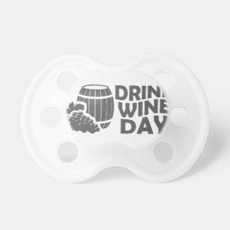 Eighteenth February - Drink Wine Day Dummy