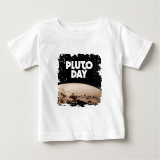 Eighteenth February - Pluto Day - Appreciation Day Baby T-Shirt