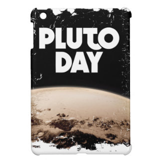 Eighteenth February - Pluto Day - Appreciation Day iPad Mini Cases