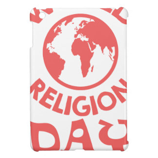 Eighteenth January - World Religion Day iPad Mini Cover
