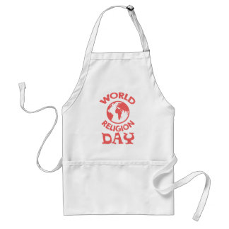 Eighteenth January - World Religion Day Standard Apron