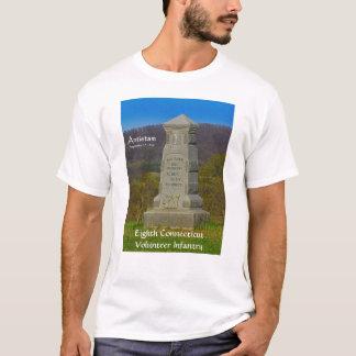 Eighth Connecticut Volunteer Infantry - Antietam T-Shirt