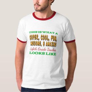 Eighth Grade Teacher | Awesome 8th Grade Teacher T-Shirt