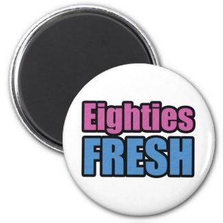 Eighties Fresh Magnets