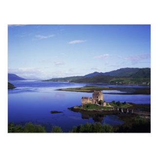 Eilean Donan Castle, Dornie, Highlands, Postcard