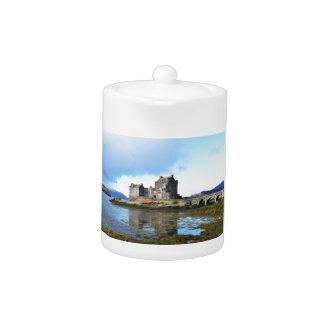 'Eilean Donan Castle' - Scotland