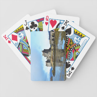 'Eilean Donan Castle' - Scotland Bicycle Playing Cards