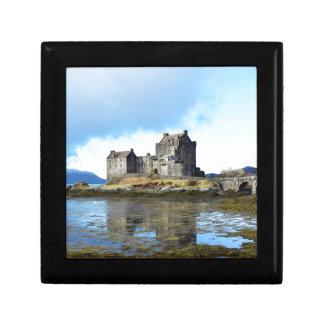 'Eilean Donan Castle' - Scotland Gift Box