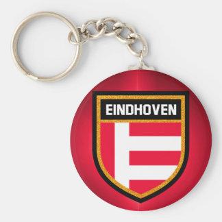 Eindhoven Flag Key Ring