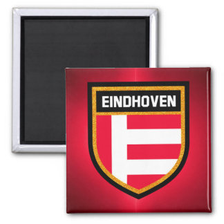 Eindhoven Flag Magnet
