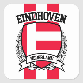 Eindhoven Square Sticker