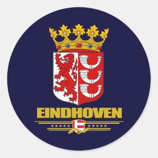 Einhoven Classic Round Sticker
