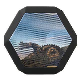 Einiosaurus dinosaurs dead black bluetooth speaker