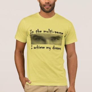 Einstein Multiverse black T-Shirt