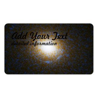 Einstein Ring Gravitational Lens Pack Of Standard Business Cards