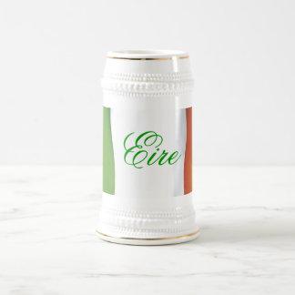 Eire Beer Steins