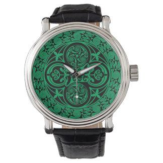 Eire: Celtic Irish ambigram Watch