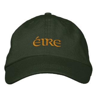 Éire (Ireland) Flexfit fitted baseball hat Embroidered Baseball Cap
