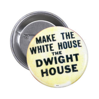 Eisenhower for President - Button