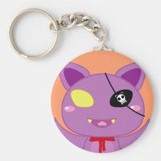 Eitel the Bat Key Ring