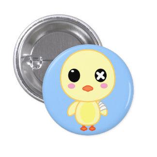Ejiki the Chick Pins