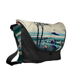 Ejiri in Suruga Province Commuter Bags