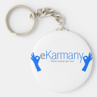 eKarmany- We re Gonna Get You Keychain