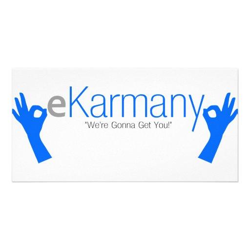 "eKarmany- ""We're Gonna Get You!"" Photo Cards"