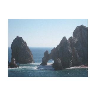 El Arco; Cabo San Lucas Canvas Print