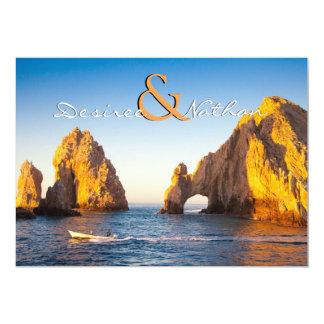 El Arco - Cabo San Lucas Wedding Invitation