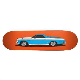 El Camino 20.6 Cm Skateboard Deck