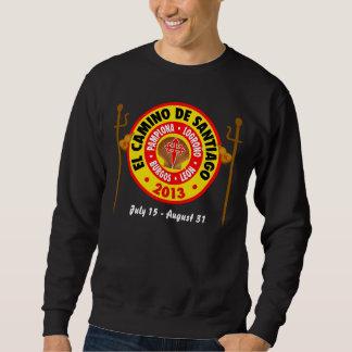 El Camino De Santiago 2013 Sweatshirt