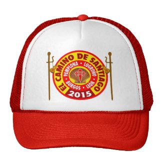 El Camino de Santiago 2015 Hats