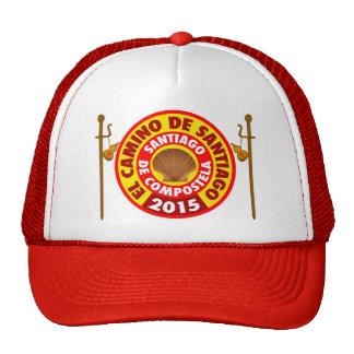 El Camino de Santiago 2015 Mesh Hats