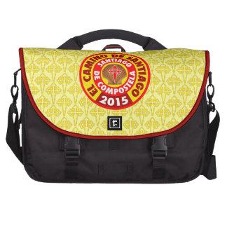 El Camino De Santiago 2015 Laptop Messenger Bag