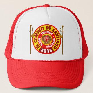 El Camino De Santiago 2015 Trucker Hat